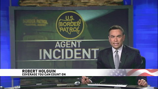 Border Patrol agent killed near Van Horn  KFOX - Video