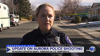 Aurora police searching for juvenile suspects following shooting