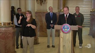 'Chasing a ghost': Colorado governor says testing for coronavirus days behind spread, announces new restrictions