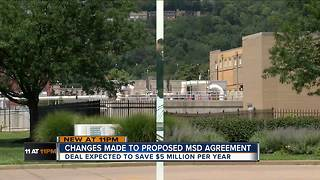 Revised Metropolitan Sewer District deal addresses ethics, transparency and minority contracting - Video