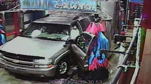 This Is Why You Shouldn't Open Your Doors At The Car Wash