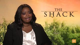 Octavia Spencer talks about playing God in 'The Shack' | Hot Topics - Video