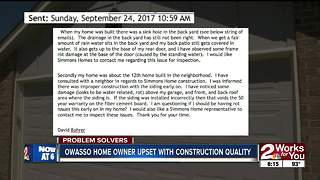 Problem Solvers Owasso homeowner - Video