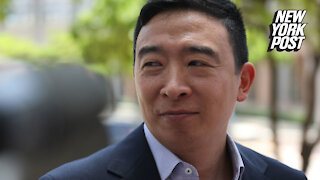 Andrew Yang hospitalized after attending Yankees opener with family