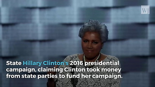 Former DNC Chair: Hillary Stole Money From State Parties To Fund Her Campaign - Video