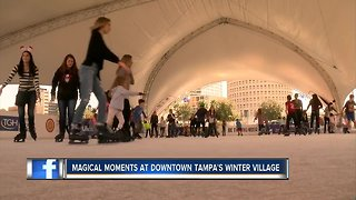 Winter Village takes steps to accommodate skaters with special needs