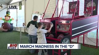 March Madness in the D - Video