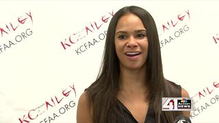 Ballerina Misty Copeland visits hometown of KC - Video