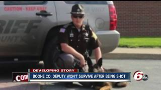 Boone Co. deputy is among the last people to speak with Dep. Jacob Pickett - Video