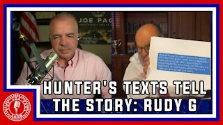 More Revealed from Hunter's Hard Drive! | Rudy Giuliani