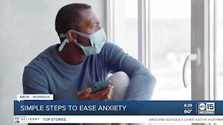 The BULLetin Board: Simple steps to ease anxiety