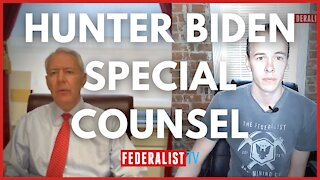 Ken Buck Calls For A Special Counsel Probe Into Hunter Biden