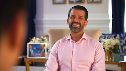 EXCLUSIVE: Don Jr Unfiltered — Trump's Re-election, RNC Reactions, Hunter Biden & More