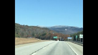 Welcome to the White Mountains
