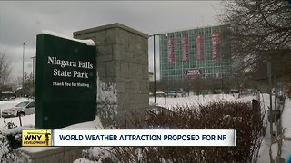 World Weather Center for Niagara Falls?
