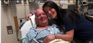Woman fights back after her father was denied life-saving brain surgery