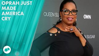 Oprah Winfrey: 'I will never run for public office' - Video
