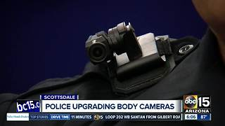 Scottsdale police enforcing laws in high-definition - Video