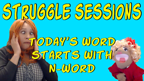 Biden Says The N-Word Again! (Struggle Sessions)