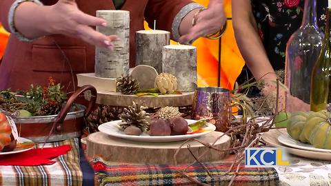KCL - Fall Tablescapes
