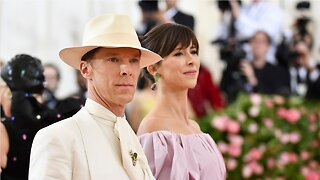 Benedict Cumberbatch''s Met Gala Outfit Gets A Lot Of Attention