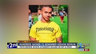 Bowie State student killed in hit and run Saturday night