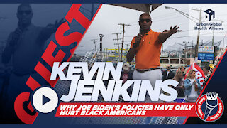 Kevin Jenkins: Why Joe Biden's Policies Have Only Hurt Black Americans