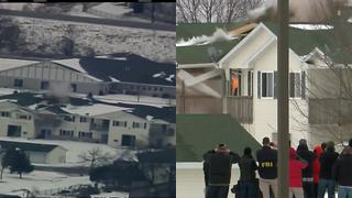 WATCH: Controlled explosion at Beaver Dam apartment - Video