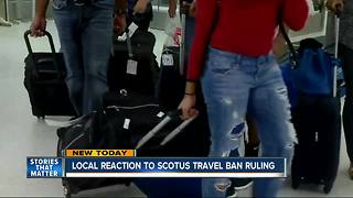 San Diego groups react to Supreme Court's travel ban ruling - Video