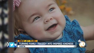 North County couple turns tragedy into inspiration - Video