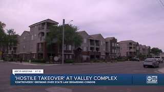 91-year-old woman amongst dozens slated to lose condos in forced sale to investors due to Arizona law