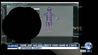 Game Jam competition - Video