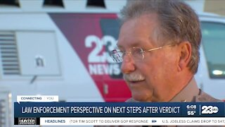 Sheriff Youngblood discusses perspective of Cauvin verdict