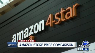 Amazon opening physical store in Lone Tree Thursday - Video