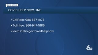 New hotline available for Idaho residents in need of support during the pandemic