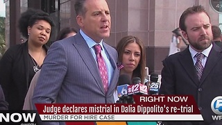 Judge declares mistrial in Dalia Dippolito's re-trial - Video