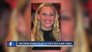 Former Wisconsin-Stout student killed in Costa Rica plane crash - Video