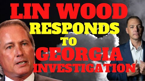 Lin Wood LIVE in EXCLUSIVE Interview - Rejects Merit of Georgia 'Investigation'
