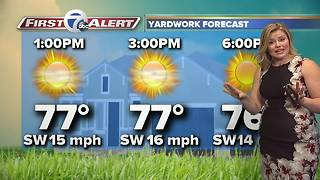 7 First Alert Forecast 05/25 - Noon - Video