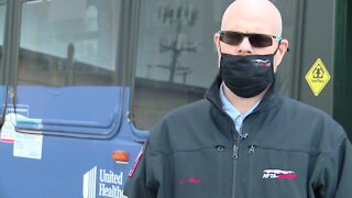 NFTA bus operator responds to passenger's medical emergency, uses skills he never knew he had