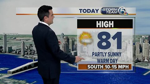 South Florida weather 1/19/20