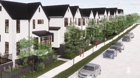 Little Bohemia getting new apartments