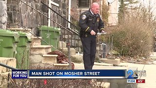 Two dead, four hurt during weekend gun violence in Baltimore