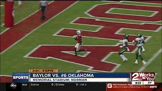 Oklahoma hammers Baylor, 66-33 behind 7 total TD's for Kyler Murray