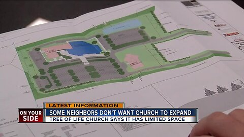 Some neighbors oppose church expansion