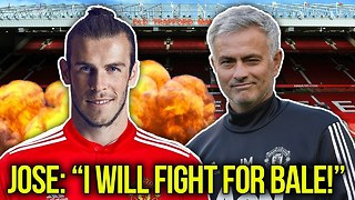 Have Manchester United Won The Race To Sign Gareth Bale?! - Video