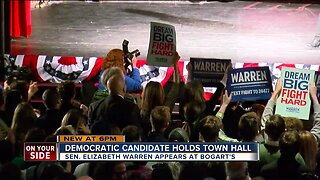 Cincinnati GOP speaks out about Warren town hall