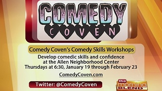 Comedy Coven - 1/11/17 - Video