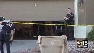 Buckeye police conducting shooting investigation - Video