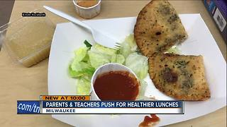 Push for healthier MPS lunches gains traction - Video